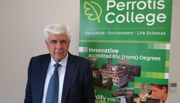 Επικεφαλής του Perrotis College ο Αθανάσιος Τσαυτάρης