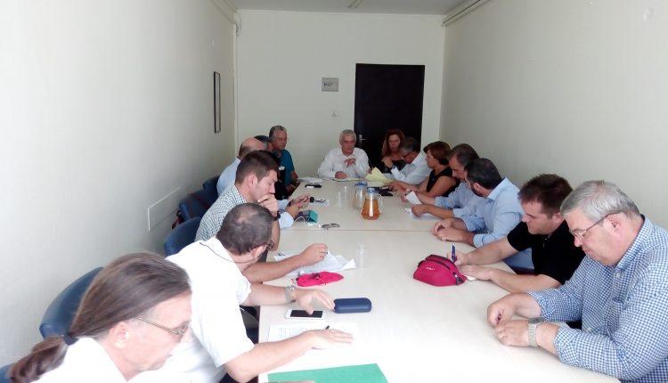 Σύσκεψη Τσιρώνη με την ΕΝΠΕ για τα Διαχειριστικά Σχέδια Βόσκησης