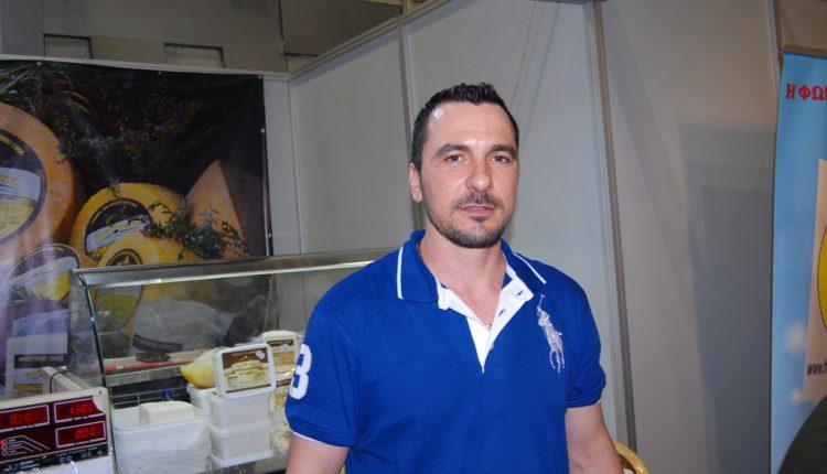 """Δήμος Κλάδος: """"Αναζητούμε λύσεις για τα αδιάθετα προϊόντα μας"""""""