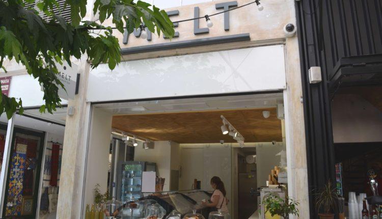 Melt: νέο παγωτατζίδικο στο κέντρο της Αθήνας
