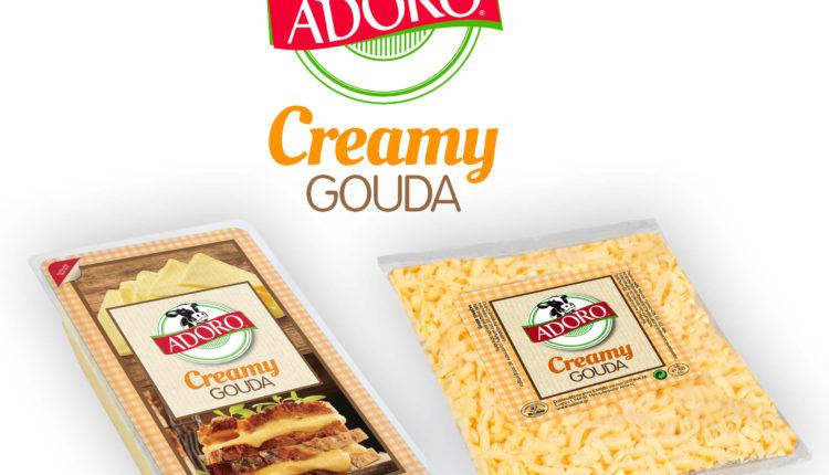«Eπανάσταση» στο τοστ με Adoro Creamy Gouda
