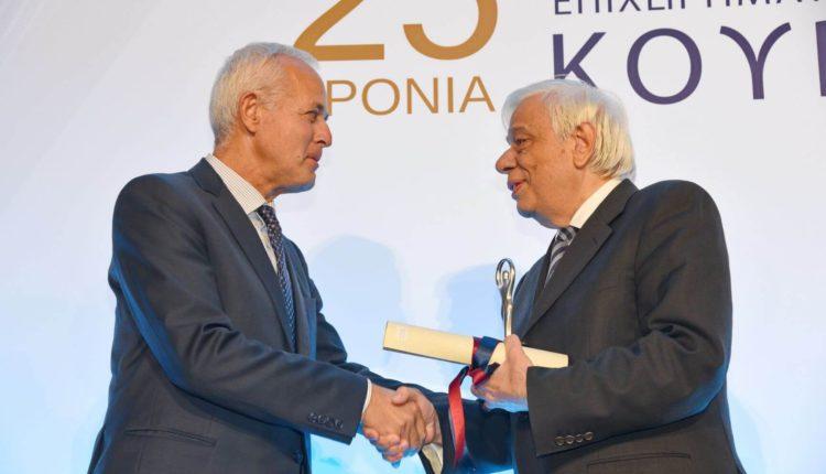 Διάκριση της Κρι Κρι στα Βραβεία  «Κούρος 2019»