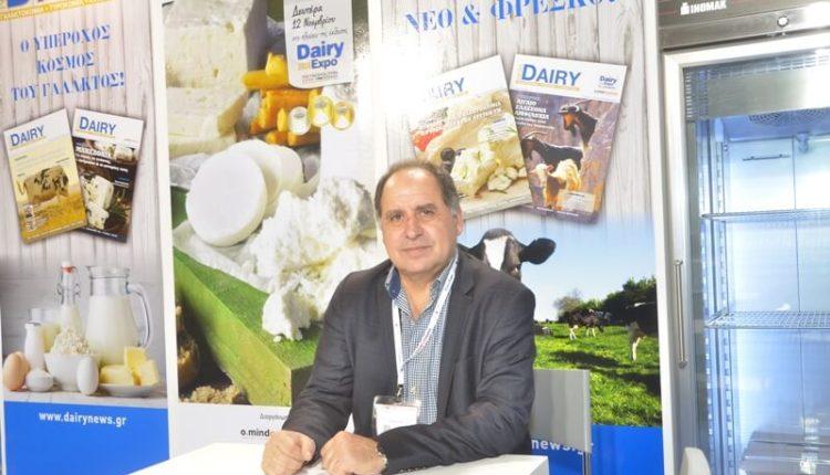 Σαμαντούρος [ΑΓΡΕΚ]:«Η Κτηνοτροφία χρειάζεται ρευστότητα»