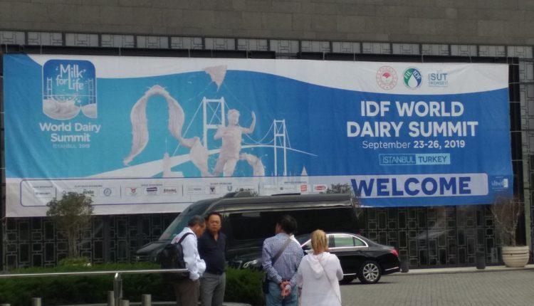 Παγκόσμια σύνοδος τηςIDF στο …παγκόσμιο σταυροδρόμι
