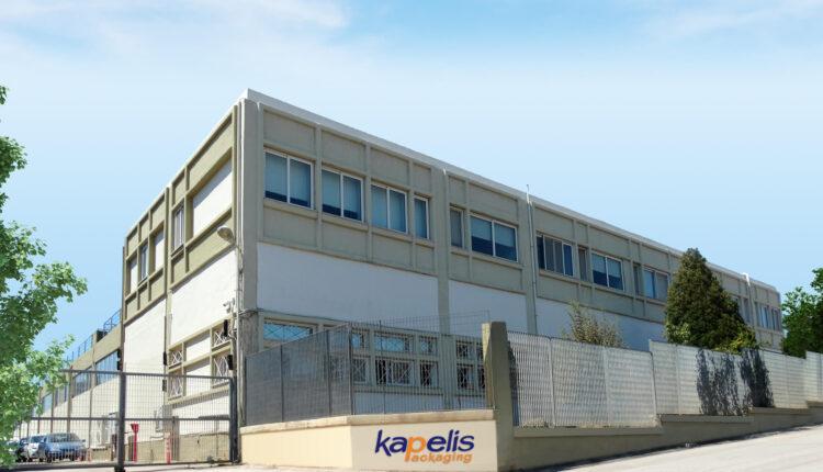 Νέες Ιδιόκτητες Εγκαταστάσεις Της Kapelis Packaging