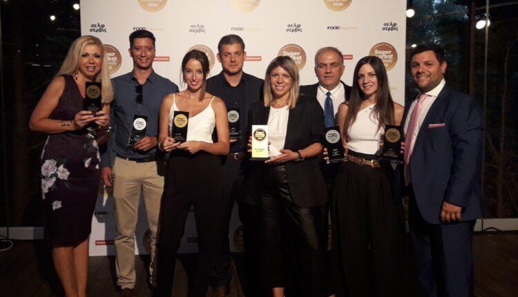 ΔΕΛΤΑ: Κορυφαίος προμηθευτής στα Super Market Awards 2020