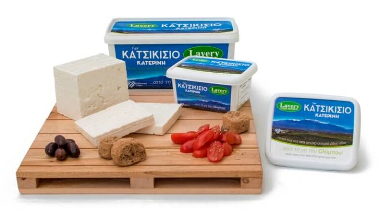 Κατσικίσιο Τυρί «Κατερίνη»: ιδανική επιλογή για επαγγελματίες