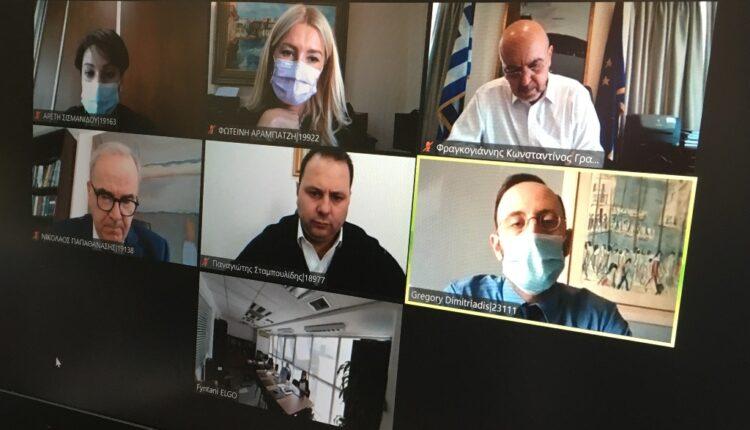 Συνεδρίασε η Διϋπουργική Επιτροπή για το Ελληνικό Σήμα